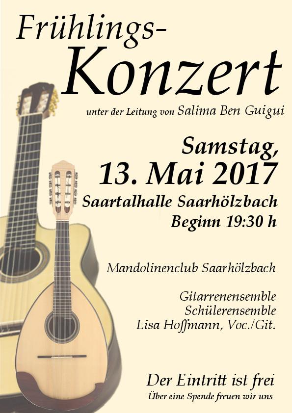 DANKE – Frühlinkgskonzert 2017